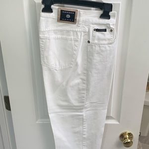 Escada Sport white jeans